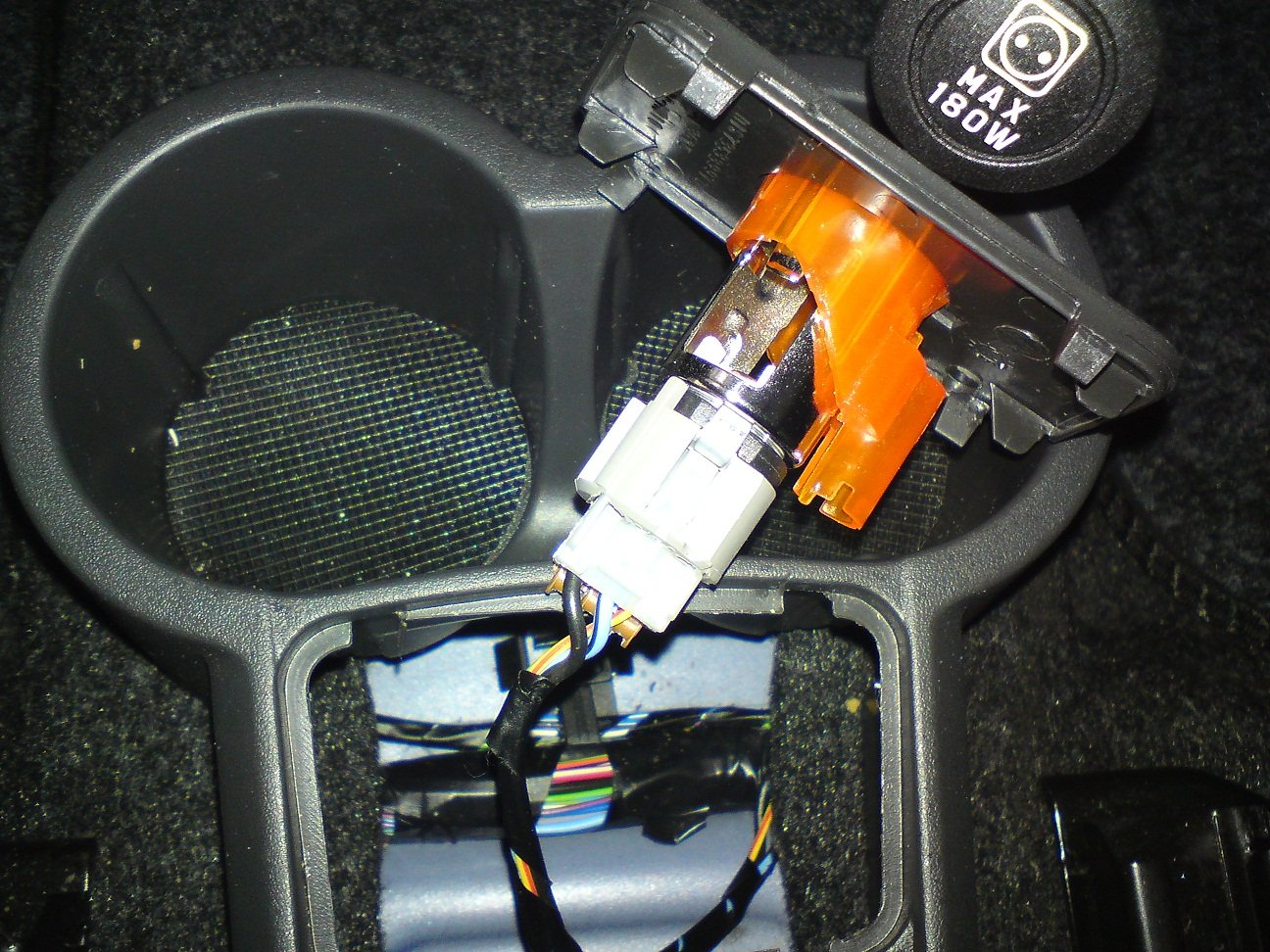 The Poorest Company Installing A 12v Power Socket In Fiat Panda Cigarette Lighter Wiring On Plug Connect Loom Connector To And Test With Suitable Appliance Sat Nav Remember Only Has While Ignition Is