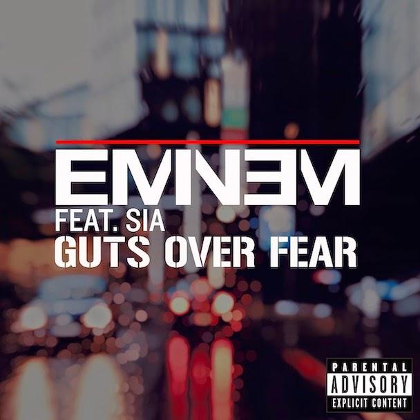 Eminem - Guts Over Fear