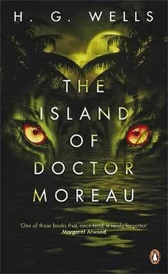 man and the beast, the island of doctor moreau