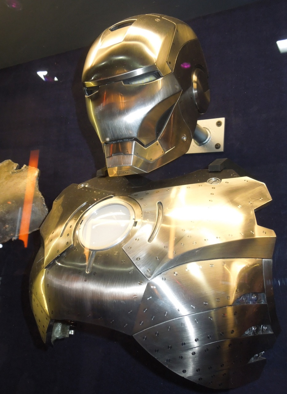 Iron Man Mark 42 Helme...