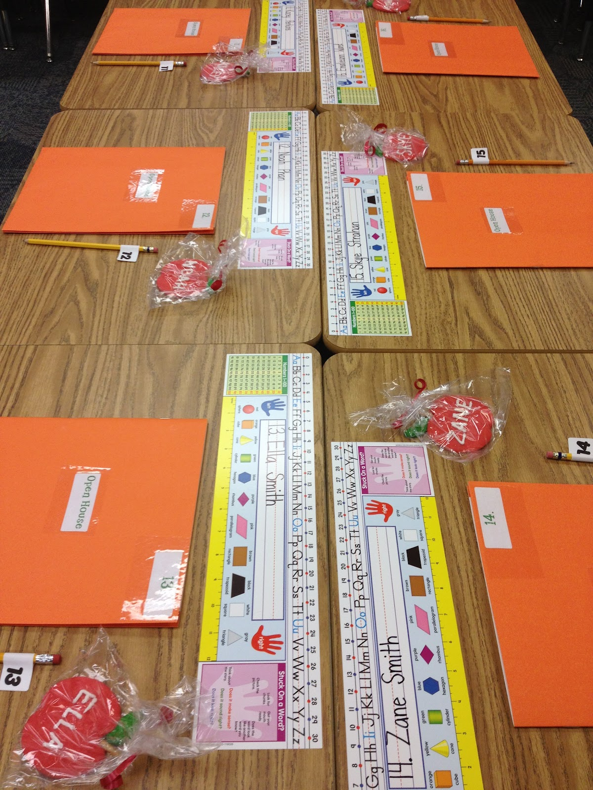 Take home projects for 2nd grade