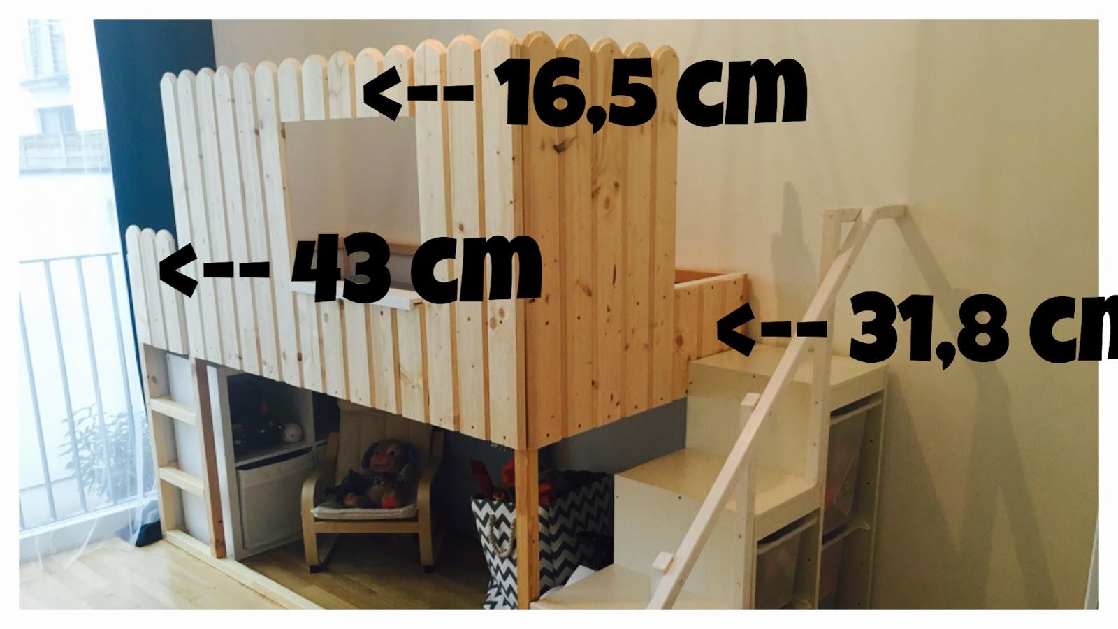 Kinderzimmer ikea trofast  deutschstundeonline: IKEA HACK - KURA