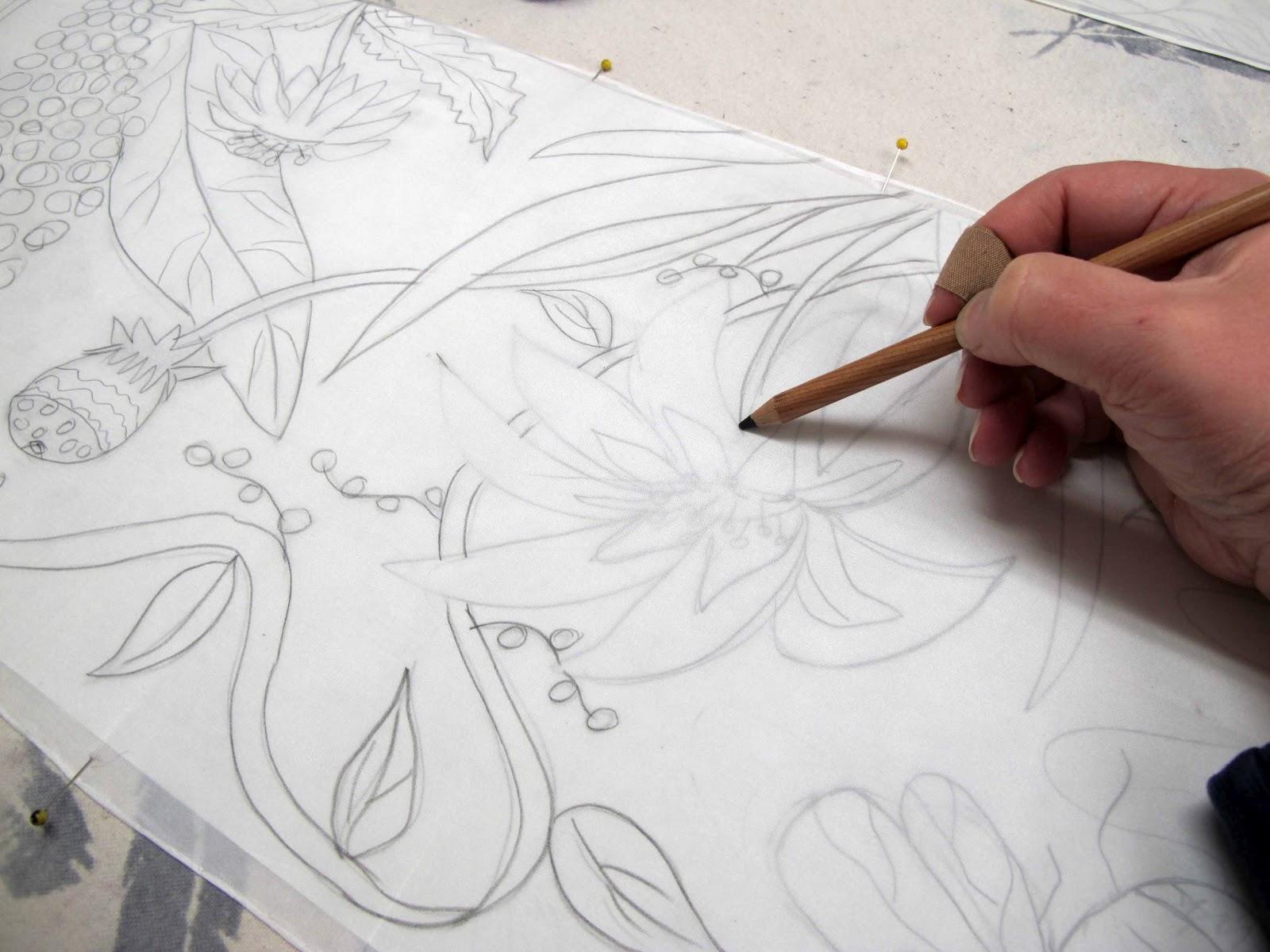 Linda Marcille Fine Art Crow House Studio Ladybugs Dandelions