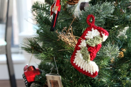 FREE Crochet Patterns for Christmas Decorations & Christmas Ornaments ...