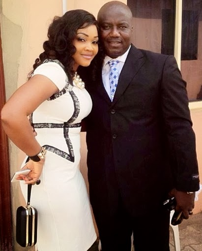 mercy aigbe wedding pictures