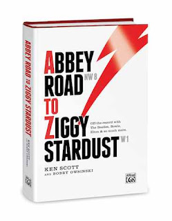 Abbey Road To Ziggy Stardust 3D Book Cover From Bobby Owsinski's Big Picture Blog