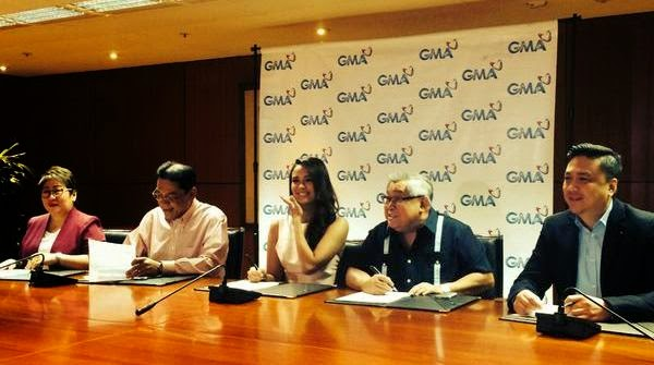 Megan Young signs contract with GMA7; set to star in Marimar remake