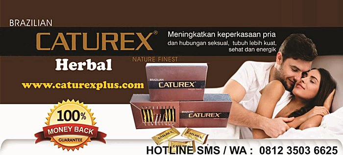 caturex indonesia produk herbal untuk pria perkasa agen asli