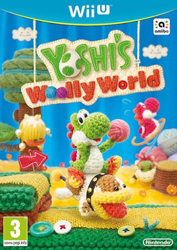 Trailer de Yoshi Woolly World Trailer Está Muito Bonito e Adorável