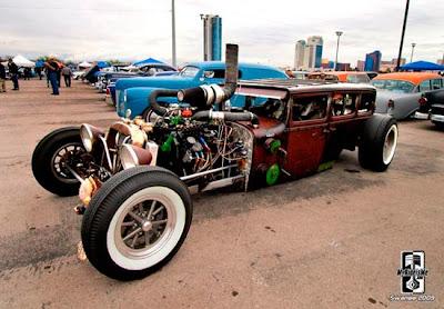 Dodge 28 Rat Rod