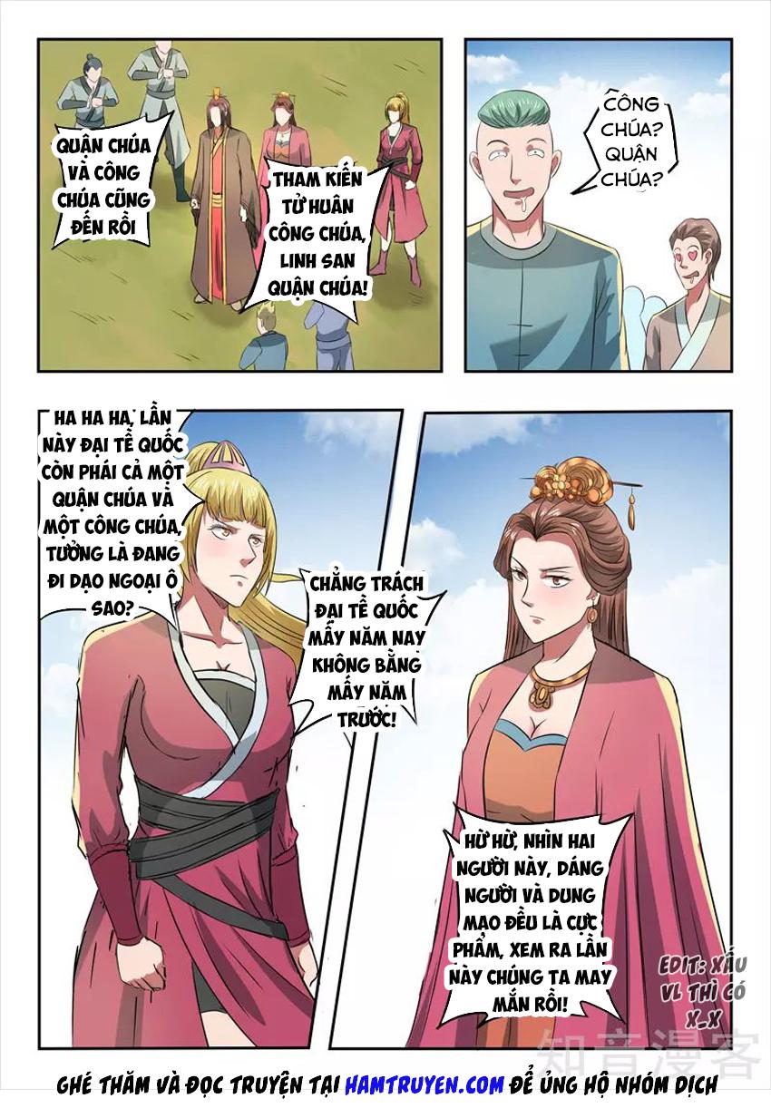 Võ Thần Chúa Tể chap 286 - Trang 6