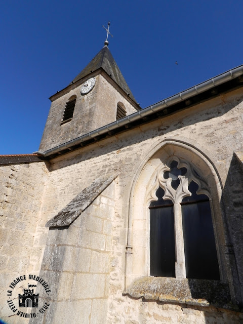 FAVEROLLES (52) - Eglise Saint-Germain