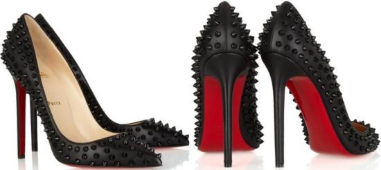 zapatillas louboutin chile