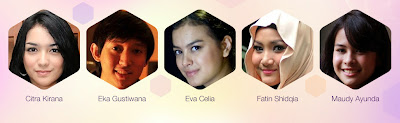 5 Nominasi Rising Star of the Year