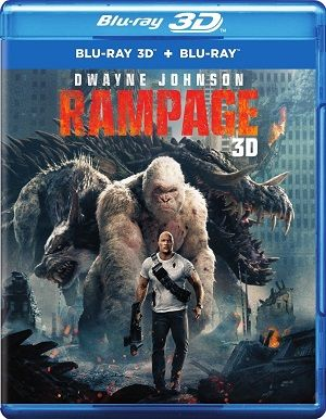 Rampage 2018 BRRip BluRay 720p 1080p