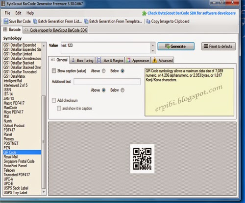 Download Software Pembuat Barcode Gratis Erpibi