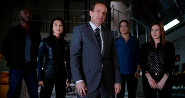 Agentes de S.H.I.E.L.D. temporada 2