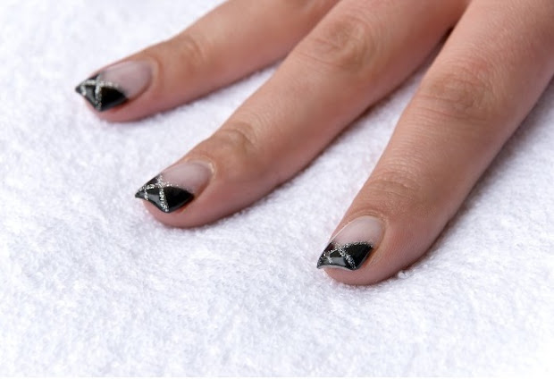 tattoink french nails design tips