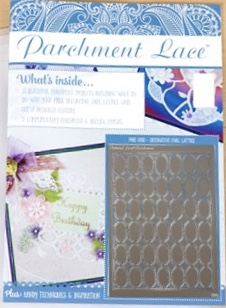 Editor of Parchment Lace Issue 3