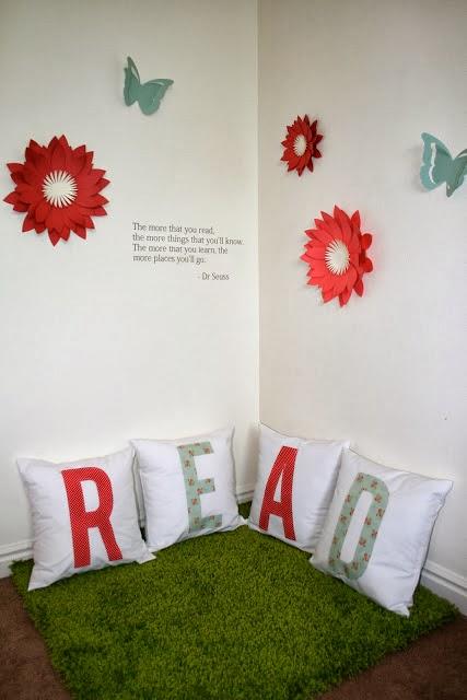 Rincón de lectura para niños7