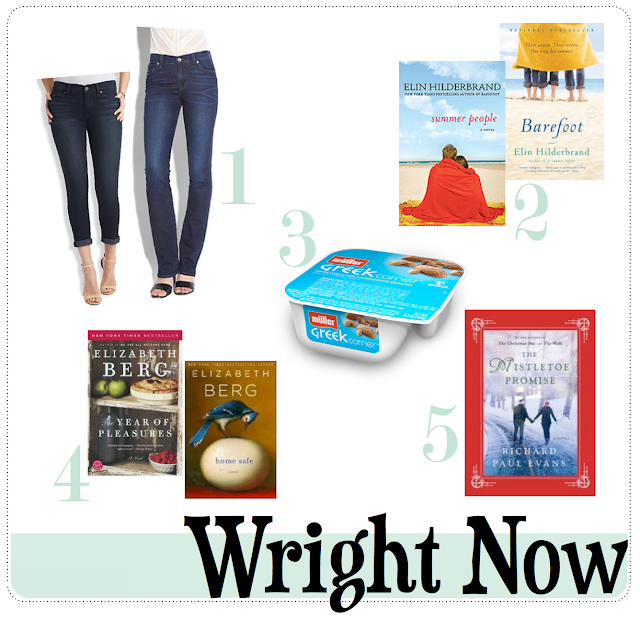 #right now #summer #books #elin hildebrand #elizabether berg #richard paul evans #reading #lucky #jeans