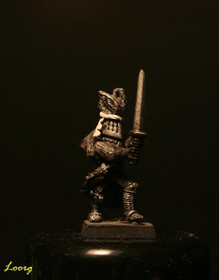 Caballero de Dol Amroth a pie