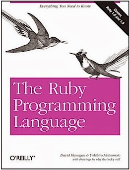 The Ruby Programming Language front cover