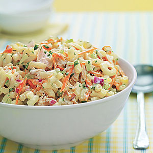 Macaroni salad side dish