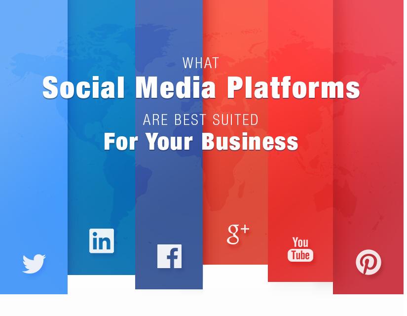 Choosing The Best Social Media Platform For Better Business