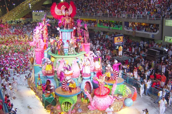 samba school carnival