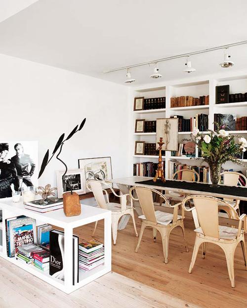 Inspirasjonsarkivet: inspirasjon for innredning av ny leilighet