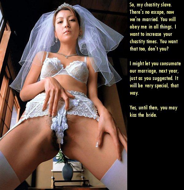 Think, that Wedding night cuckold fantasies captions