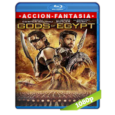 Dioses De Egipto (2016) BRRip Full 1080p Audio Trial Latino-Castellano-Ingles 5.1