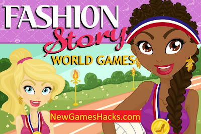 Fashion Story Cheats For Galaxy Fashion Story cheat