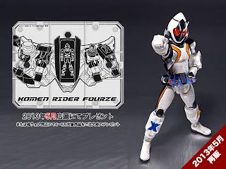 Bandai SH Figuarts Kamen Rider Fourze Figure