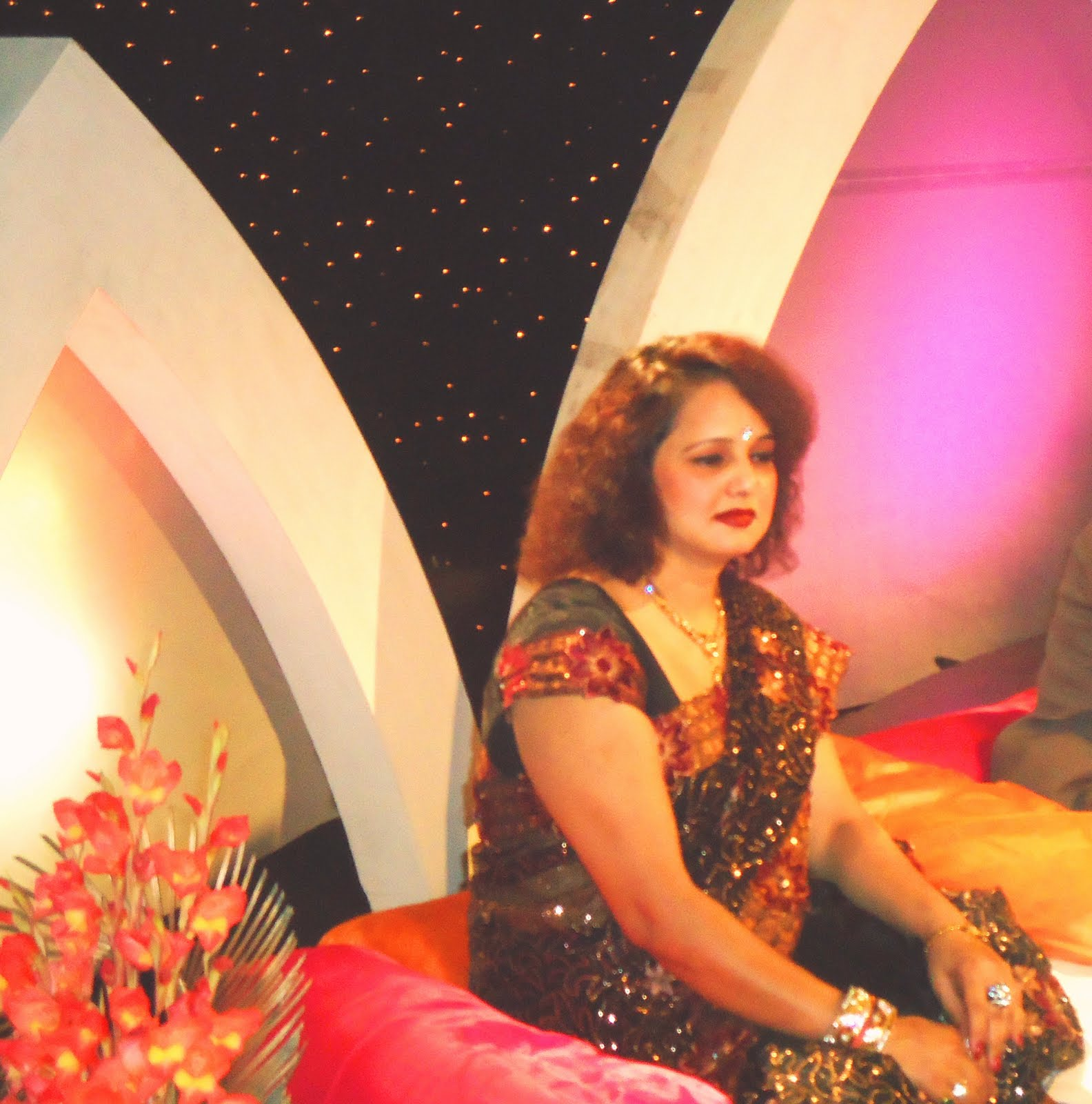 """SALAM-E-MEHFIL"""" for ZEE Salam TV Channel RECORDING DATED 20/4/2012"""