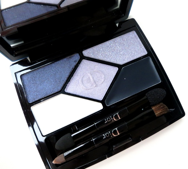 Dior 5 Couleurs Designer All-in-One Eyeshadow Palette Navy Design