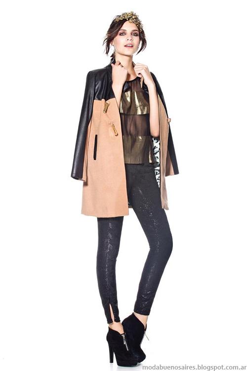 Maria Dahn invierno 2013 moda argentina