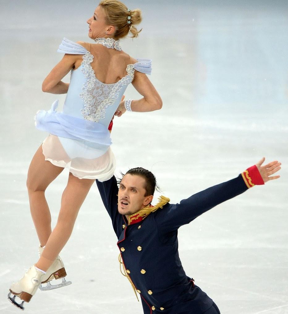 Tatiana Volosozhar, Maxim Trankov, short dance