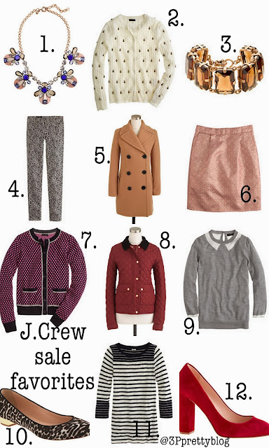 Favorite picks from the J.Crew sale