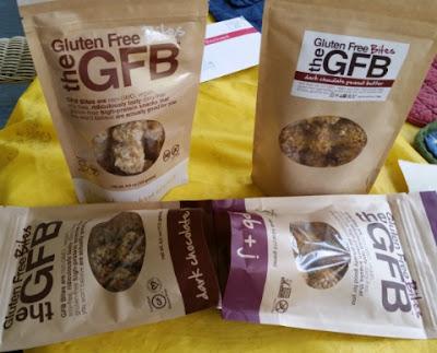 gluten free bites sample bags