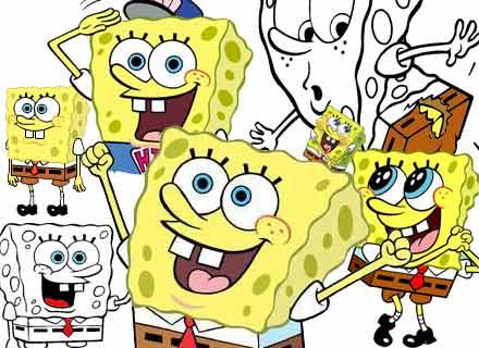 Gambar-gambar spongebob squarepants Yang Lucu dan Terbaru