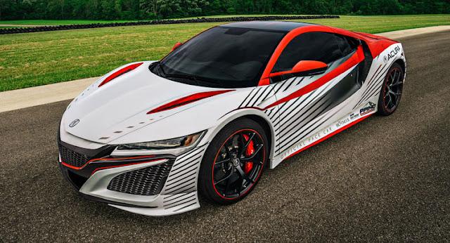 All-New 2015 Acura NSX
