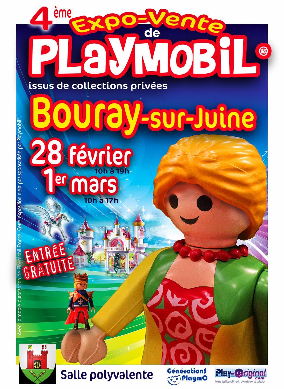 Expo-vente Bouray sur Juine, 28 février-1er mars 215