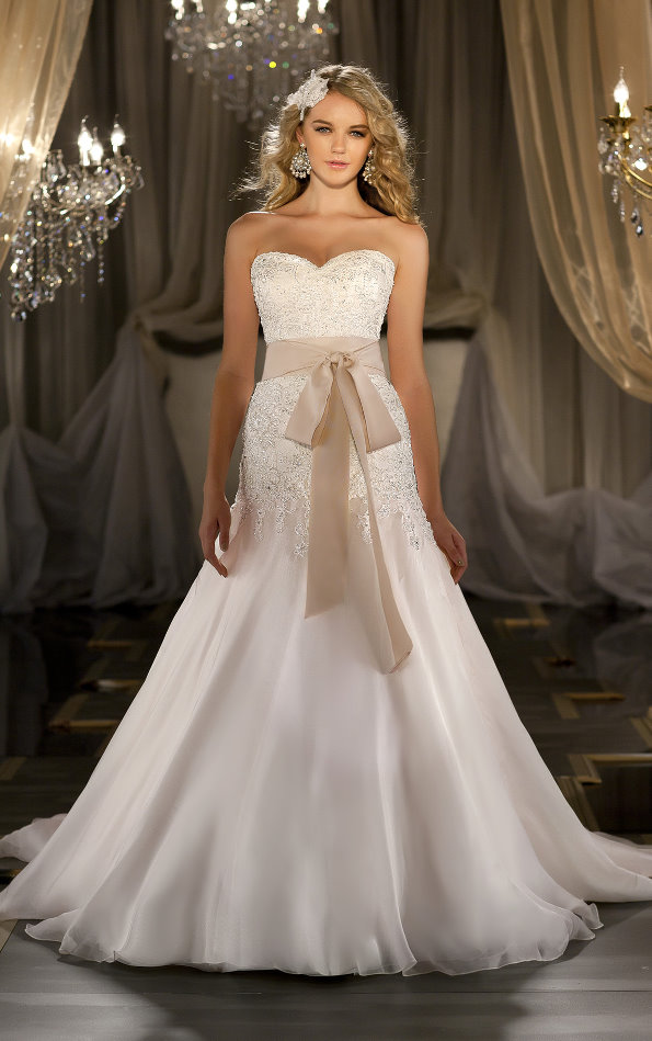 martina liana wedding dresses brand classic luxury beauty