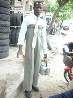 foto lucu celana panjang
