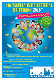 4ª Escuela Intercultural de Verano