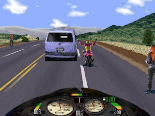 Road Rash Game - Free Download For PC