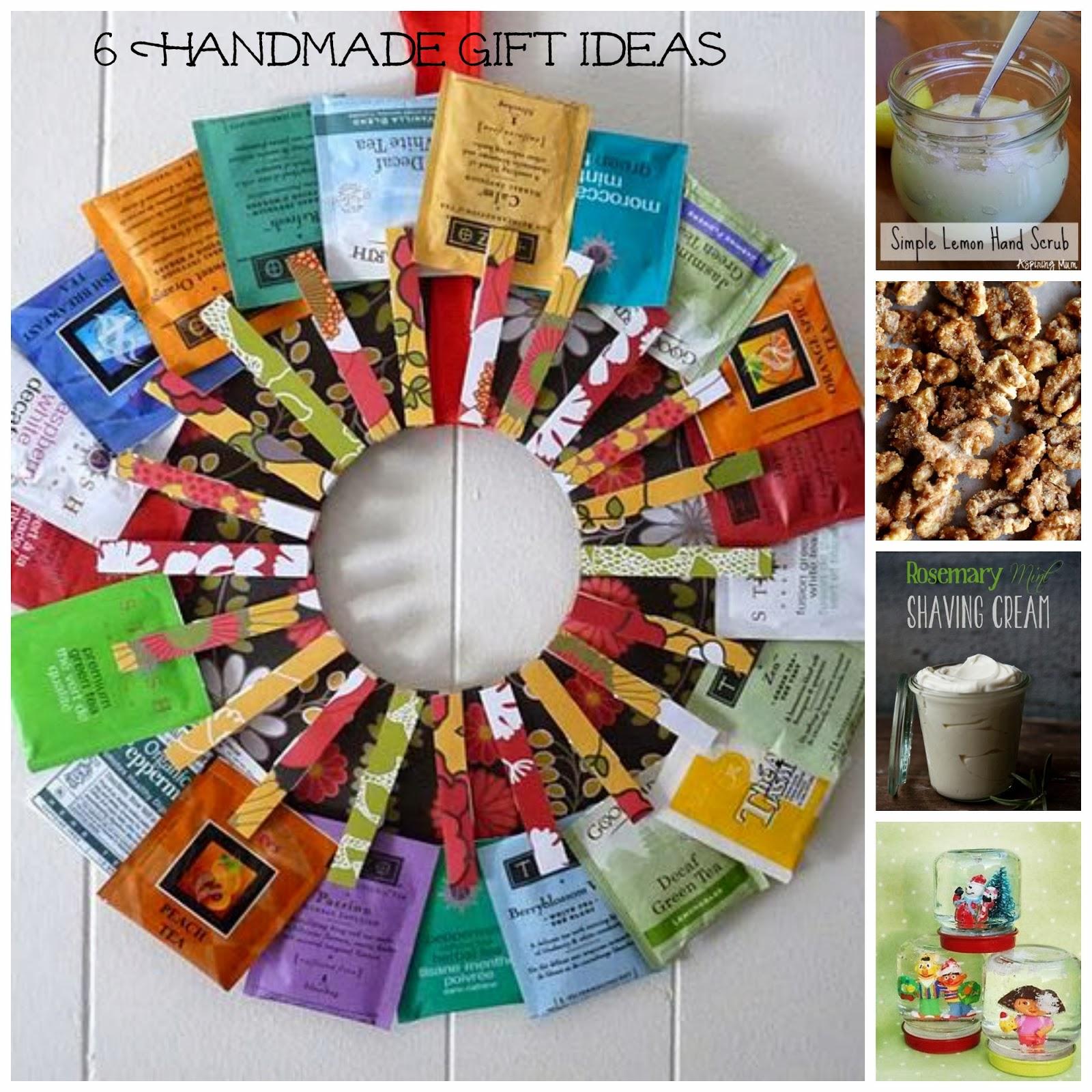 Handmade Gift Ideas: Handmade Gift Ideas-guest Post