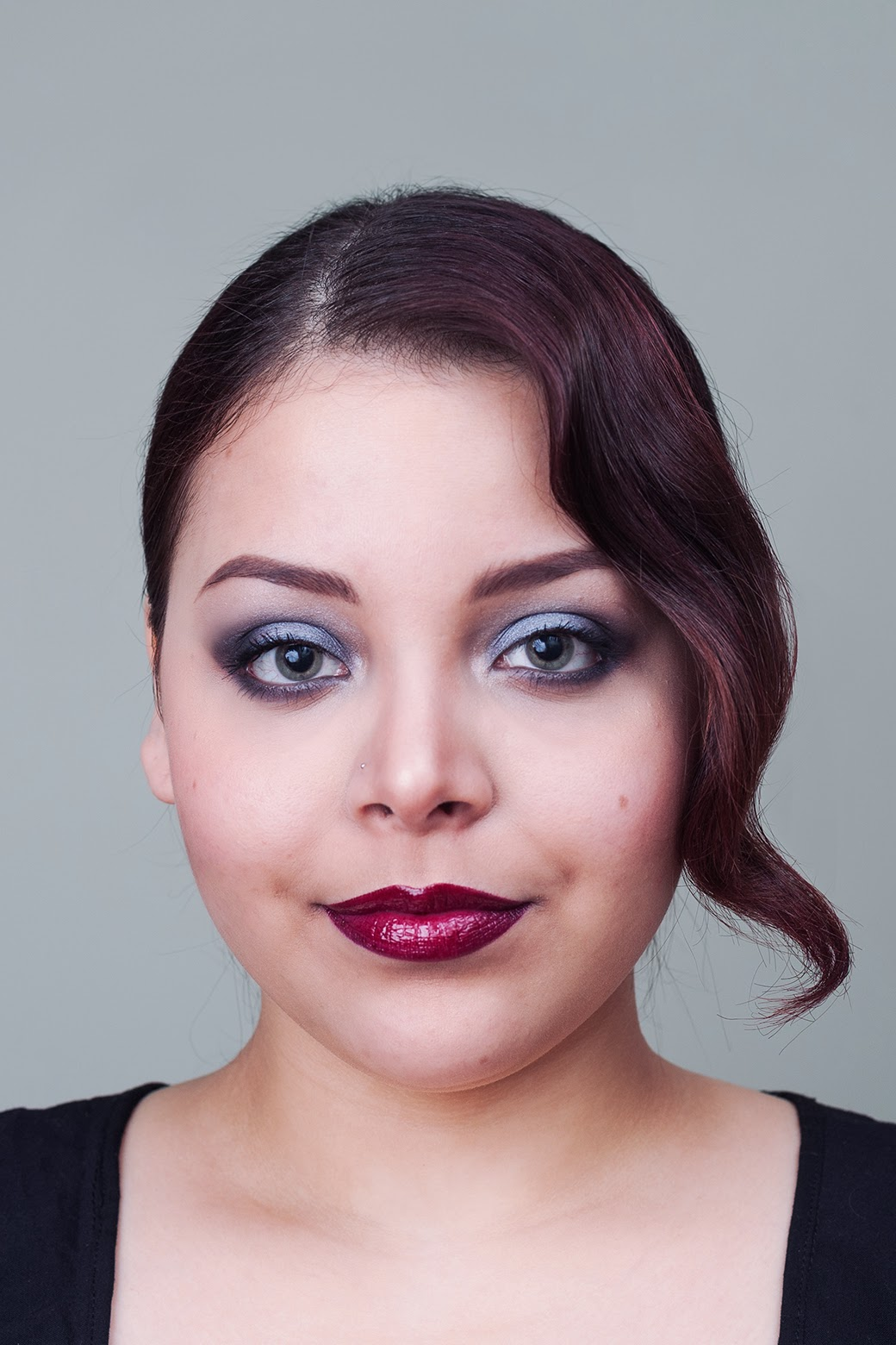 Beyoncé Haunted Makeup Tutorial